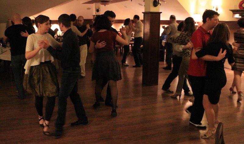 inregistrare lectii tango